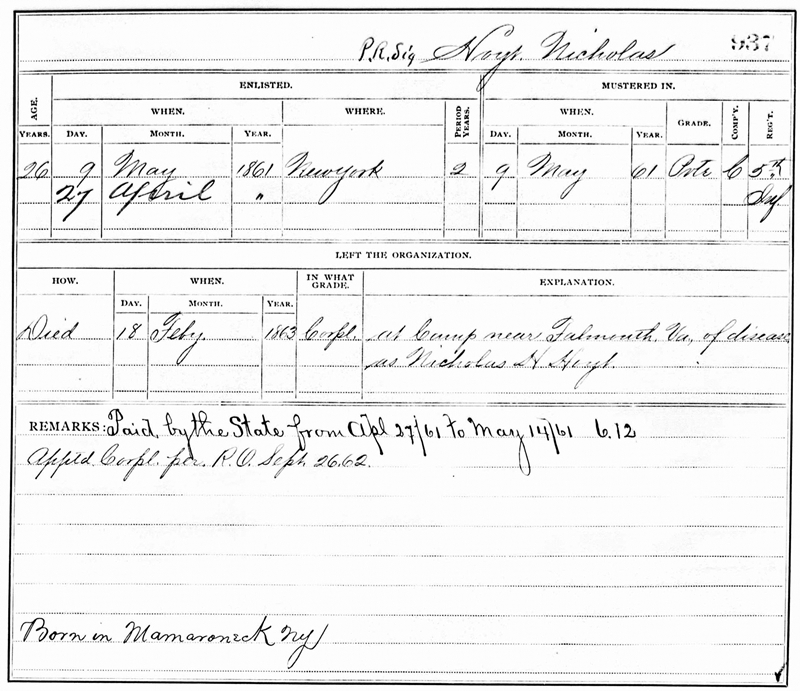 HoytNicholas_5thInfantry_MusterRecord_800w